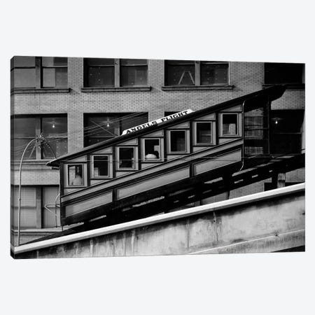 Angels Flight at Third & Hill Streets, Los Angeles Canvas Print #PCA446} by Print Collection Canvas Artwork