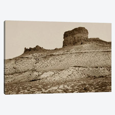 Buttes near Green River City, WY Canvas Print #PCA461} by Print Collection Canvas Print