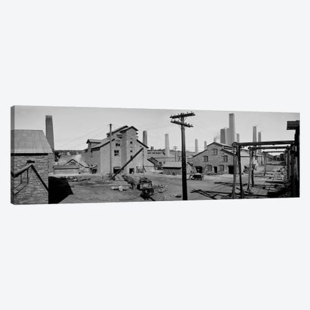 Calumet and Hecla Smelters Canvas Print #PCA463} by Print Collection Canvas Art Print