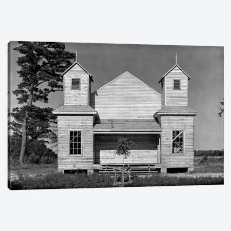 Church, Southeastern U.S., #2 Canvas Print #PCA469} by Print Collection Canvas Print