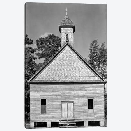 Church, Southeastern U.S. Canvas Print #PCA470} by Print Collection Canvas Wall Art