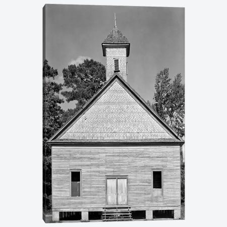 Church, Southeastern U.S. Canvas Print #PCA470} by Print Collection Canvas Wall Art