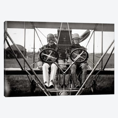 Commodore J. C. Gillmore, Headless Plane Canvas Print #PCA473} by Print Collection Canvas Wall Art