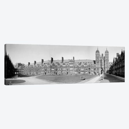 Dormitories, U of P, Philadelphia, Pennsylvania Canvas Print #PCA477} by Print Collection Art Print