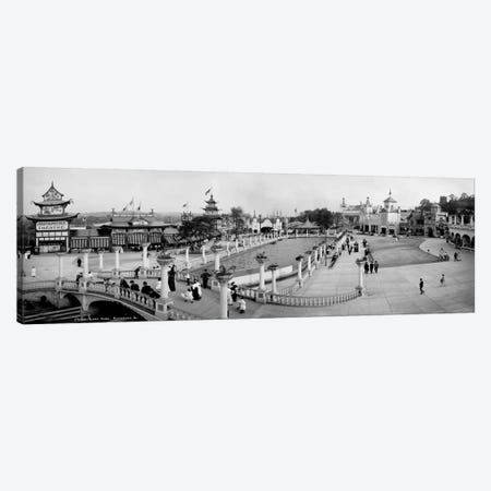 Luna Park, Pittsburgh, Pa. Canvas Print #PCA491} by Print Collection Canvas Artwork