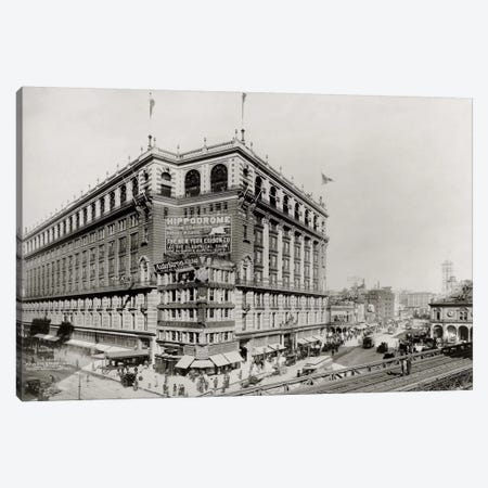 Macy's Department Store, New York, N.Y. Canvas Print #PCA492} by Print Collection Canvas Wall Art