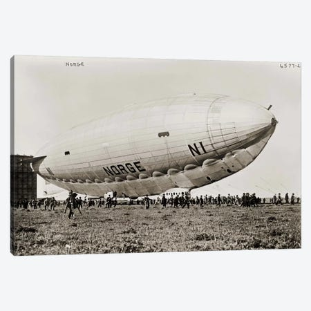 Norge Leaving Hanger Canvas Print #PCA498} by Print Collection Canvas Wall Art