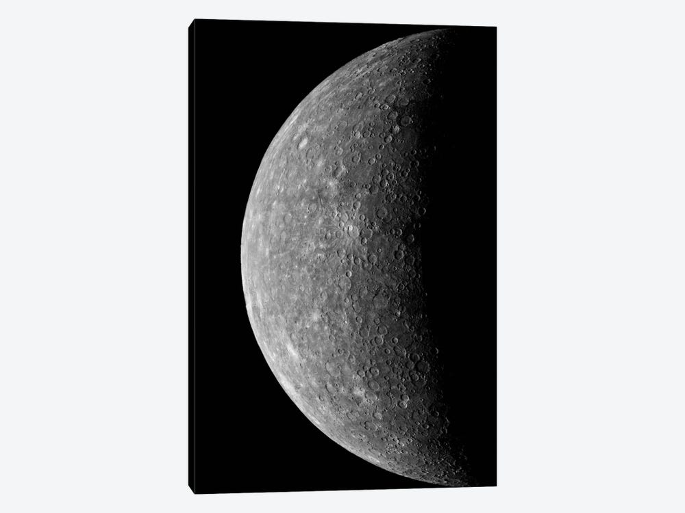 Planet Mercury, March 24, 1974 by Print Collection 1-piece Art Print