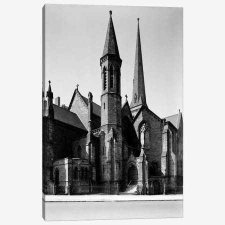 St. Paul's Episcopal Cathedral, Buffalo Canvas Print #PCA517} by Print Collection Canvas Wall Art
