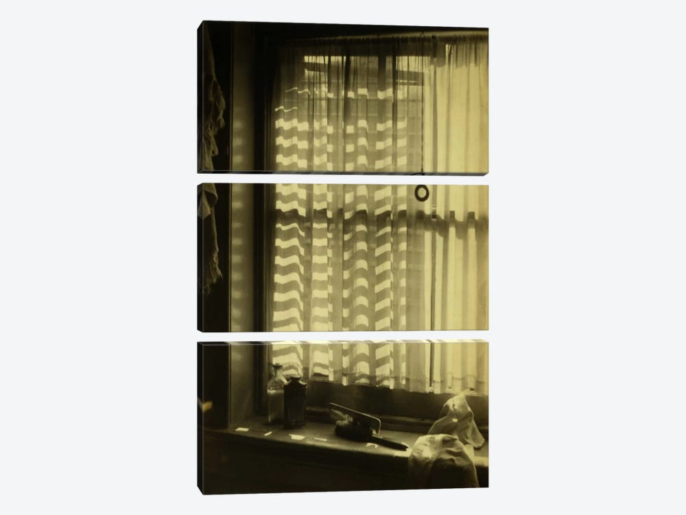 The Bathroom Window by Print Collection 3-piece Canvas Print