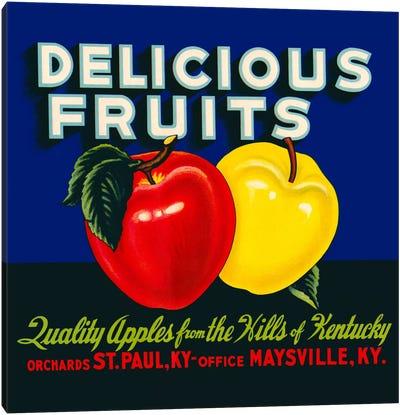 Delicious Fruits Canvas Print #PCA57
