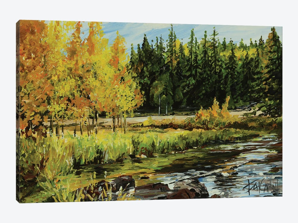 Forest Dreamin by Patricia Carroll 1-piece Canvas Art