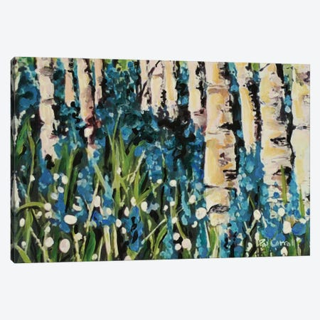 Aspen Bounty Canvas Print #PCL1} by Patricia Carroll Canvas Print