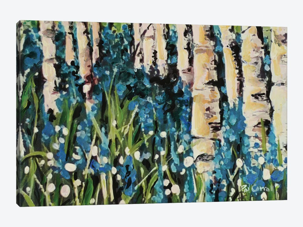 Aspen Bounty by Patricia Carroll 1-piece Canvas Artwork