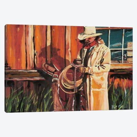 Chores Canvas Print #PCL6} by Patricia Carroll Canvas Art