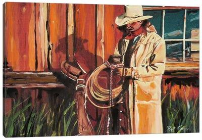 Chores Canvas Art Print