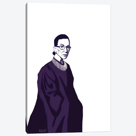 RBG Canvas Print #PCM15} by Paco May Canvas Artwork