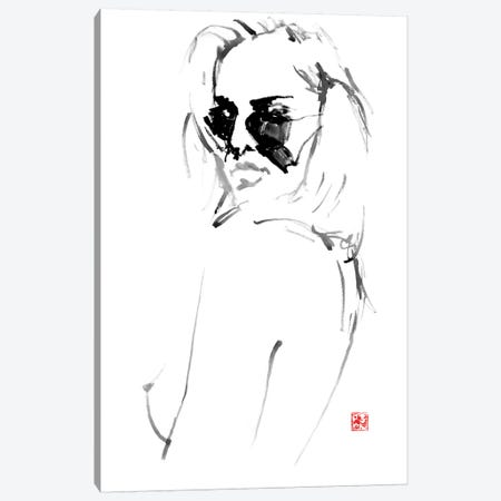 Lunettes Canvas Print #PCN101} by Péchane Canvas Art