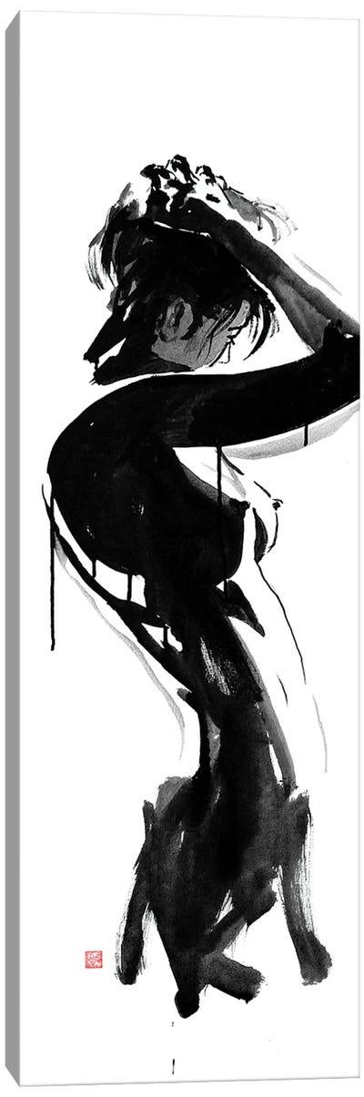 Shower Canvas Art Print