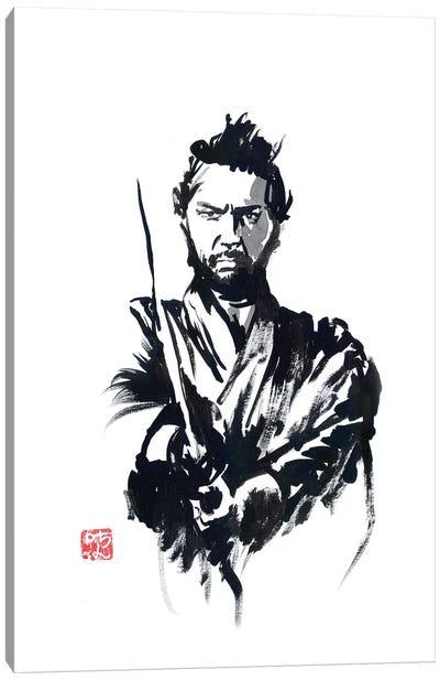 Tatsuya Canvas Art Print