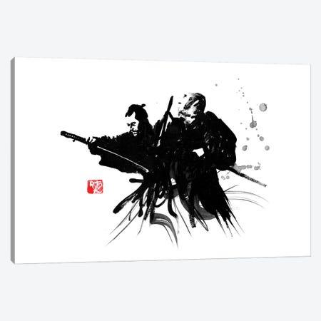 Toshiro Canvas Print #PCN186} by Péchane Canvas Print