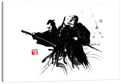 Toshiro Canvas Art Print