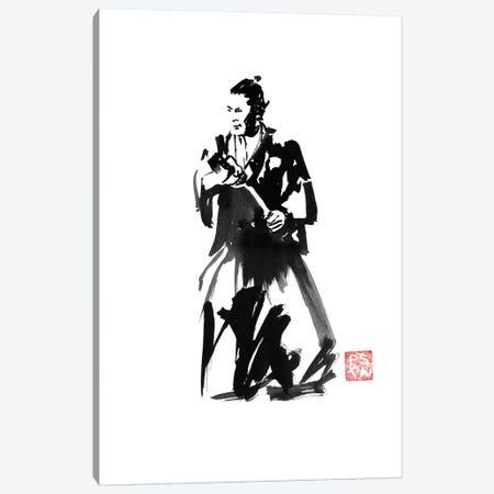 Yojimbo Canvas Print #PCN199} by Péchane Art Print