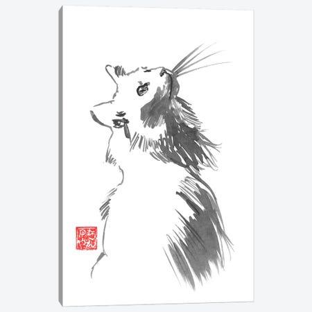 Target Canvas Print #PCN248} by Péchane Canvas Art Print
