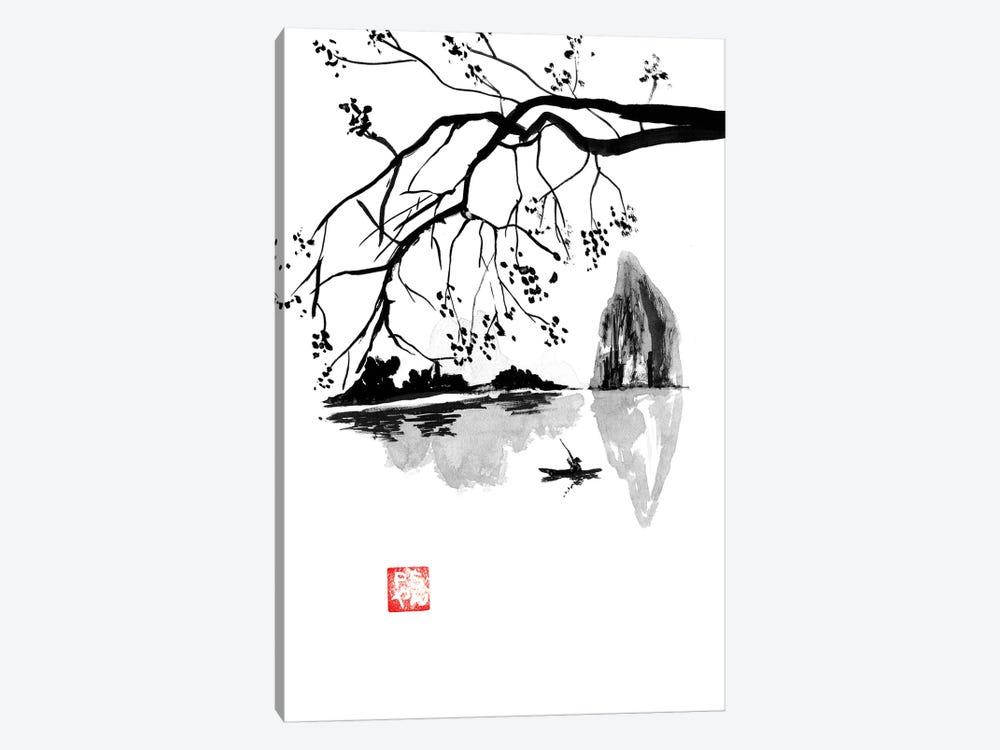 Along by Péchane 1-piece Canvas Print