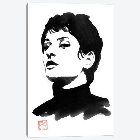 Barbara Canvas Print #PCN322} by Péchane Canvas Wall Art
