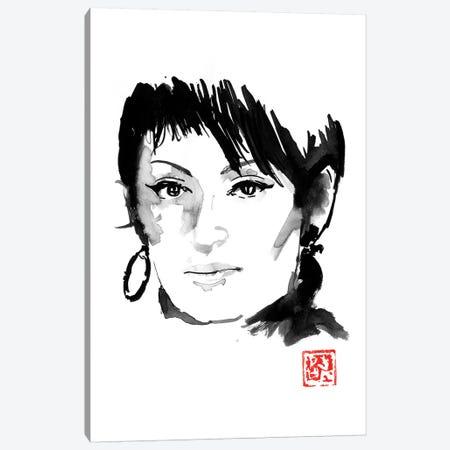 Barbara II Canvas Print #PCN323} by Péchane Canvas Wall Art
