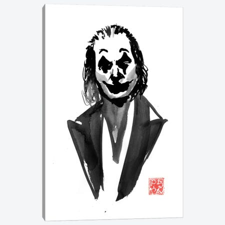 X Joker Canvas Print #PCN347} by Péchane Canvas Art Print