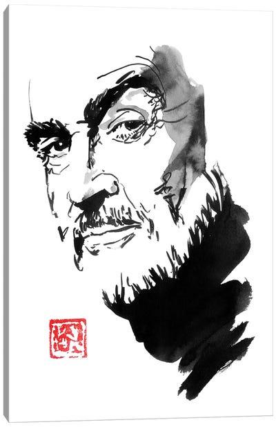 Sean Connery Canvas Art Print