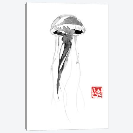 Jellyfish Canvas Print #PCN367} by Péchane Canvas Print