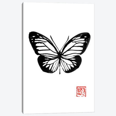Butterfly Canvas Print #PCN369} by Péchane Canvas Art