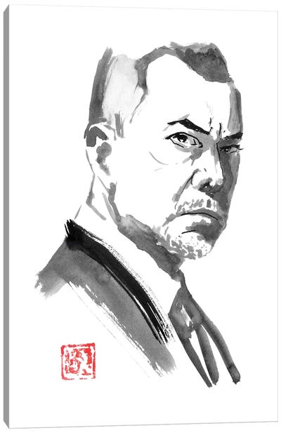 Anthony Wong Canvas Art Print