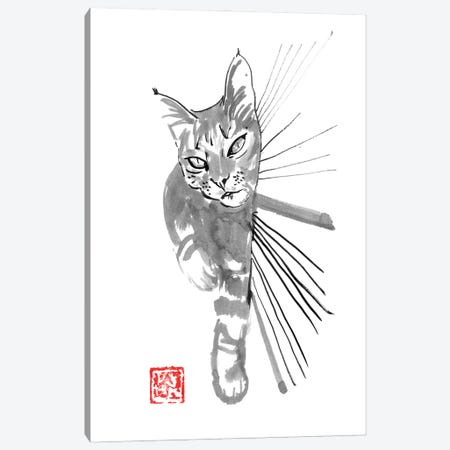 Clyde II Canvas Print #PCN395} by Péchane Canvas Wall Art