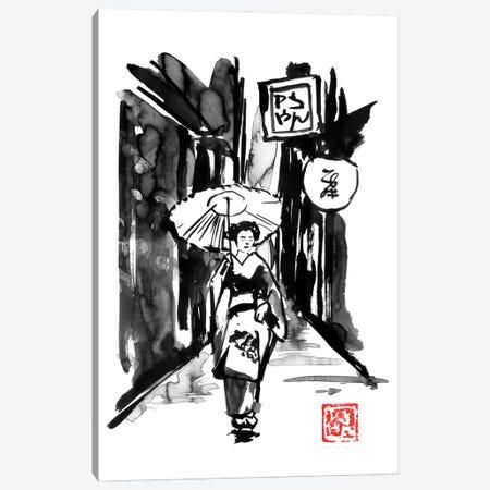Edo Canvas Print #PCN401} by Péchane Canvas Art Print