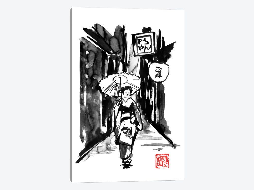 Edo by Péchane 1-piece Canvas Art
