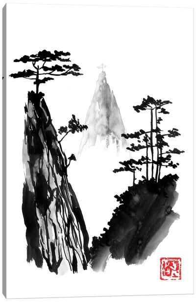 Holy Mountain Canvas Art Print