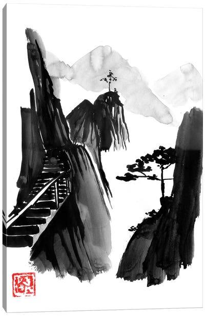 Stairway To Heaven Canvas Art Print
