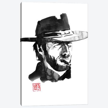 The Good IV Canvas Print #PCN439} by Péchane Canvas Artwork