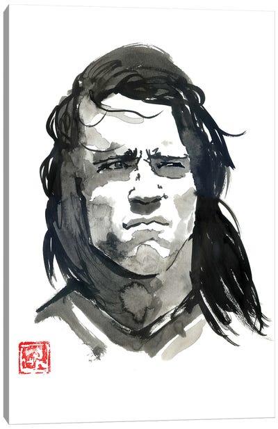 Conan Canvas Art Print