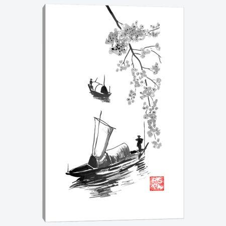 Fishermen Canvas Print #PCN61} by Péchane Canvas Print