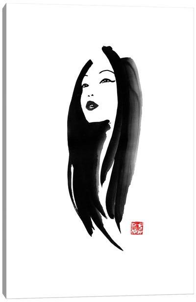 Geisha I Canvas Art Print