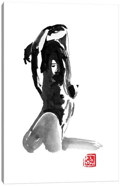 Hands Up Canvas Art Print