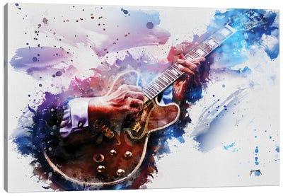 B.B. King's Guitar I Canvas Art Print