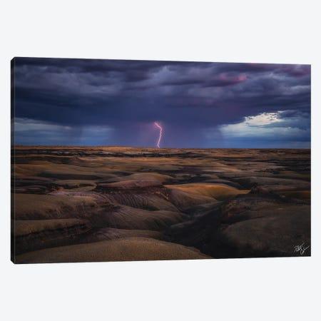 Desert Storm Canvas Print #PCS39} by Peter Coskun Canvas Art Print