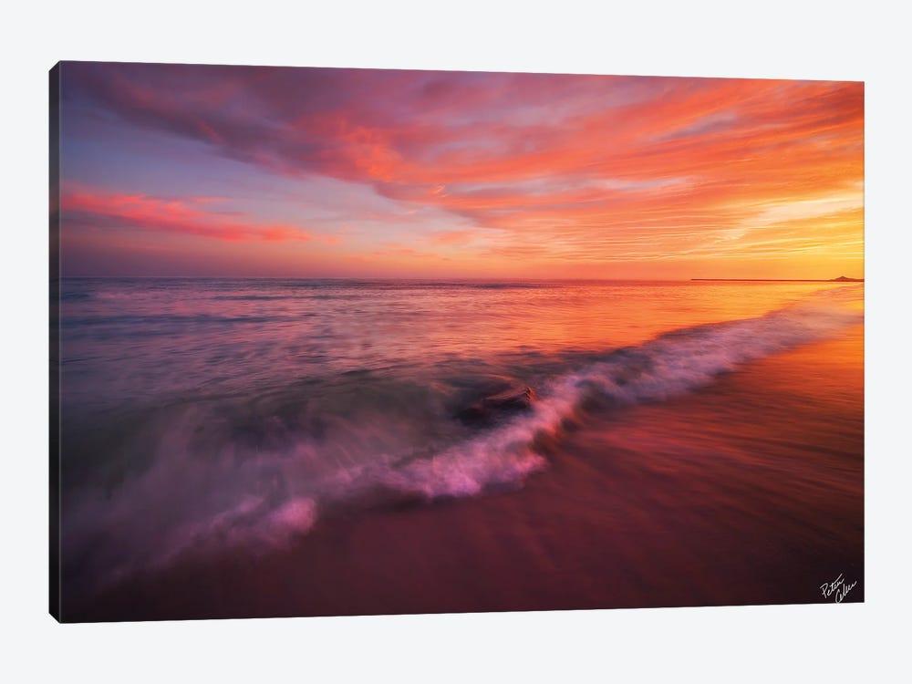 Playa De Fuego by Peter Coskun 1-piece Canvas Art Print