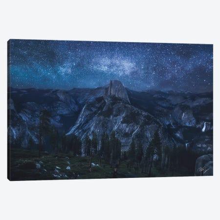 Sleepless Canvas Print #PCS98} by Peter Coskun Canvas Art Print